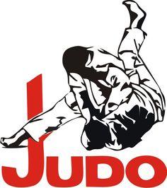 """Наклейка на авто """"Дзюдо версия 1, Judo"""""""