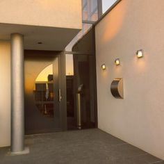 Dacu wall light by SLV Lighting Modern Wall Sconces, Modern Light Fixtures, Italian Lighting, Modern Lighting, Home Decor Styles, Household Items, Wall Lights, Mirror, Luxury