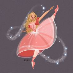 Disney Anastasia, Disney Love, Disney Art, Pretty Art, Cute Art, Character Concept, Character Design, Ballet Illustration, Barbie Drawing