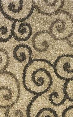 Nebraska Furniture Mart – Dalyn Rug Company Visions x Walnut Shag Area Rug Contemporary Rugs, Modern Rugs, Rooms To Go Furniture, Furniture Online, Vines, Transitional Home Decor, Affordable Rugs, Thing 1, Rug Company