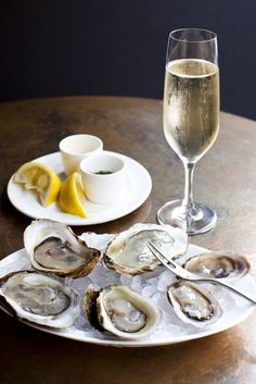 Best NYC Oyster Bars Right Now - April 2015