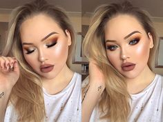 "116k Likes, 444 Comments - ˗ˏˋ NikkieTutorials ˎˊ˗ (@nikkietutorials) on Instagram: ""Fitting in is boring, be fiercely you ⭐️✨ __ __ Foundation: @lancomeofficial Teint Idole Ultra 24H…"""