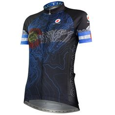 Colorado Topo Jersey - Women s. Cycling ShortsCycling WearCycling ... 571c96972