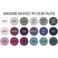 I recently came to the conclusion that I had no idea what colors looked good on me. In fact, I don't have much of an idea what clothing shapes/styles flatter m…