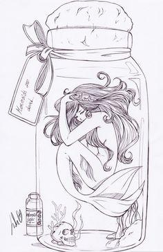 Mermaid Ripple: Photo