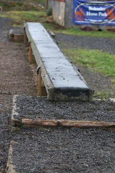 Horse trail obstacles