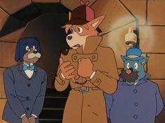 sherlock Hound - animated TV series