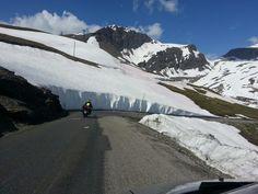 Col de L'Iseran, Savoie Francia.