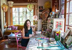 Find out how Katie Daisy, illustrator and author of How to Be a Wildflower, has built a successful brand and career on her own terms.