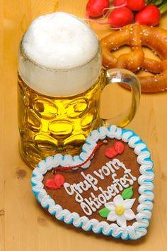 Oktoberfest Beer from Munich Breweries - Funtober