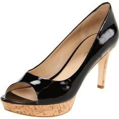"""Love these cAuse they dont look like the heel is too much more them 3"""" lol"""