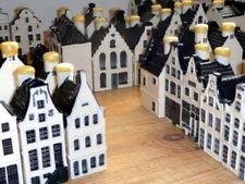 KLM BOLS DELFT blue miniature HOUSE (choice #11-79)