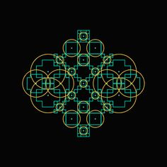 Geometric Animations / 180219 gif processing creative coding art everyday generative art http://ift.tt/2ocx0rI