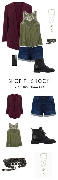 """Shorts"" by gone-girl ❤ liked on Polyvore featuring Forever New, Aéropostale and Giuseppe Zanotti"