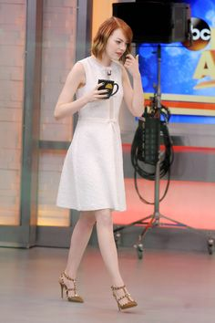 Emma Stone – 2014-10-15 – appearance on ABC's 'Good Morning America' in New York City (no. 59225)