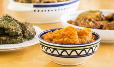 איך להכין צ'ירשי • סלט דלעת טריפולטאי | The Kitchen Coach Salad Recipes, Dessert Recipes, Desserts, Libyan Food, Israeli Food, Chana Masala, Soul Food, Salads, Curry