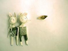 How-to paper mache dolls