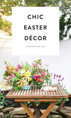 The chicest Easter DIY décor from Pinterest