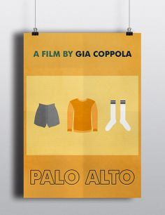 Alternative movie poster design for PALO ALTO, a film by GIA COPPOLA (Based on this image.) Gian Bautista Gia Coppola, Alternative Movie Posters, Graphic Design Illustration, Eye, Film, Movies, Image, Movie, Film Stock