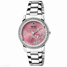 Watches Stylish Women's Watch Material: Stainless Steel Size: Free Size Type: Analog Dial Shape: Round Description:  It Has 1 Piece Of Women's Watch Country of Origin: India Sizes Available: Free Size   Catalog Rating: ★4 (412)  Catalog Name: Feminie Stylish Women's Watches Vol 5 CatalogID_158475 C72-SC1087 Code: 442-1252308-