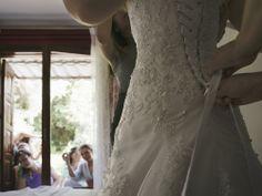 details Lace Wedding, Wedding Dresses, Wedding Details, One Shoulder Wedding Dress, Fashion, Bride Dresses, Moda, Bridal Gowns, Fashion Styles