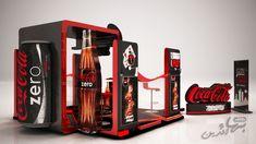 Coca-Cola Zero on Behance