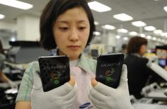 Samsung Supplier Uses Child Labor, Samsung Investigates factory in Dondguan.