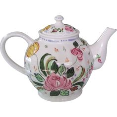 Blue Ridge Pottery Nove Rose or