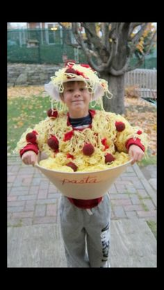 Pasta diSh. Halloween perfect For jackson one day