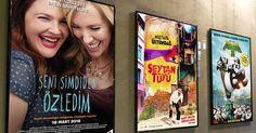 Bu hafta Vizyona giren filmler 18 Mart 2016 - Bu hafta 7 film vizyona girdi.