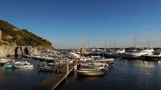 Porto di Maratea (PZ), Italia.