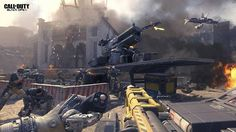 Find Out the New Info On Call of Duty Black Ops III