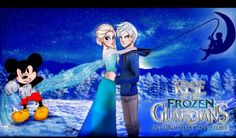 image - Elsa & Jack Frost Photo (39287593) - Fanpop