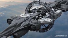 Star Citizen : Für ungefähr 900 EUR wird derzeit das Forschungs-Schiff der Endeavor-Klasse für das Weltraumspiel Star Citizen angeboten. Das Schiff bietet Platz für bis zu 16 Crew-Mitglieder und kann dank modularem Aufbau z.B. auch für medizinische Zwecke genutzt werden.