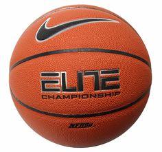 Nike Elite Championship Basketball Ball Size 6 Sports Game Athlete Indoor Play #Nike