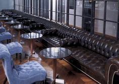 Image result for long chesterfield