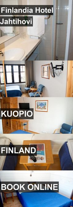 Finlandia Hotel Jahtihovi in Kuopio, Finland. For more information, photos, reviews and best prices please follow the link. #Finland #Kuopio #travel #vacation #hotel