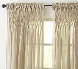 I love these!!!! I don't like heavy things on the windows making the room feel smaller but I also don't like the windows undressed so this is my compromise  :)