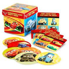 Cars Birthday Party: Disney Cars Birthday Party Ideas