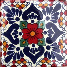Hadeda Talavera Tiles | MULTI-COLOURED TILES