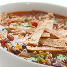 Chicken Tortilla Soup - Red Robin Gourmet Burgers - Zmenu, The Most Comprehensive Menu With Photos