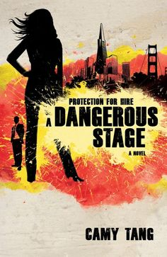 A Dangerous Stage, By Camy Tang. A review.