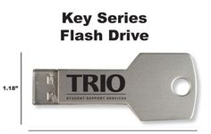 #TRIO Works USB Key Flashdrive – York Technical College, TRIO