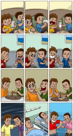 Memes funny friendship friends 24 new ideas Memes Humor, Funny Jokes, Funny Gifs, 4 Panel Life, Comics Story, Cute Stories, Real Friends, Faith In Humanity, Funny Comics