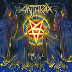 "Anthrax – ""For All Kings"" http://crestametalica.com/anthrax-for-all-kings/ vía @crestametalica"