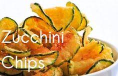 Paleo / Keto potato chip alternative!