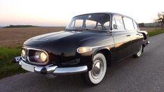 Papalášský kočár v něžných rukách - Tatra 603 1967 - Vaše garáž
