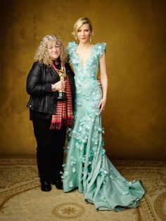 015 - Oscars Portraits - February 28th, 2016 - 001 - Cate Blanchett Fan | Cate Blanchett Gallery