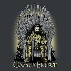 Game of Erebor - NeatoShop