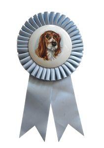 Vintage Dog Show Prize Ribbon